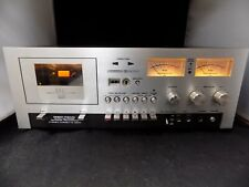 New ListingAkai Gxc-730D Reverse Recording Stereo Cassette Deck In original box Pristine Co