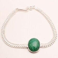 Designer Bracelet 8 Gms Bir-58 Green Aventurian Gemstone Ethnic Jewelry Handmade