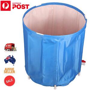 Portable Bathtub Bathroom Foldable Outdoor Indoor Adult Children Bath 65*70cm