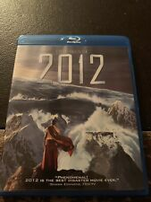BluRay - Roland Emmerich's: 2012 (2010, Widescreen) Original Release