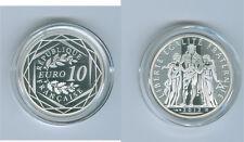 Francia 10 euro 2012 Herakles plata pp sólo 9.000 unidades!