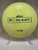 New Discraft Paul McBeth Proto Zeus/Kong 173/4