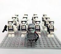 Star Wars Stormtrooper Clone Trooper Clones Fit lego Custom Minifigure Lot Set