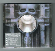 EMERSON, LAKE & PALMER - BRAIN SALADE SURGERY - 2 CD DELUXE EDITION - NEUF NEW