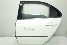 05 06 07 08 09 10 11 12 Acura RL Rear driver door shell 32754-SJA-A00 White OEM
