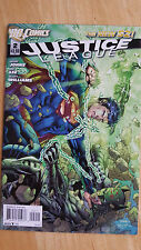 Justice League # 2 Dec 2011 New 52 Jim Lee  - VF+