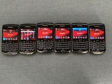 BlackBerry Bold 9700 - Black (ROGERS) Smartphone 6 phones