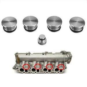 Inlet Manifold Swirl Flap Blanks Fit Alfa Romeo Fiat Vauxhall SAAB 1.9 Z19DTH AU