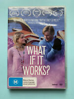What If It Works 🎬 DVD Region ALL PAL 🎬