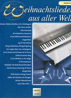 Keyboard Noten : Weihnachtslieder aus aller Welt sehr leicht - leMittel VHR 3502