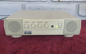 TANDY MMS-10 COMPUTER STEREO AMPlIFIER Speaker Radio Shack 1994