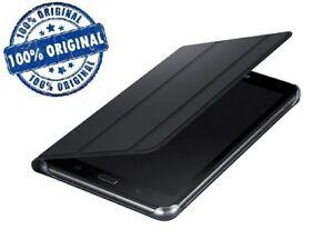 "Original Samsung Galaxy Tab A 7.0"" Smart Book Cover Folding Folio - Black, White"