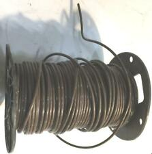 Brown 10 AWG THHN Stranded Wire 11 LB Spool NOS