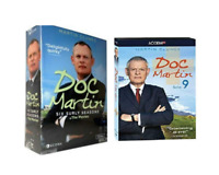 Doc Martin The Complete Series Season 1 -9 FREE SHIP
