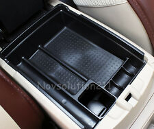 Inner Armrest Container Storage Box For Nissan Rogue X-trail 2014 2015 2016