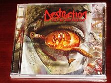 Destruction: Day Of Reckoning CD 2011 Bonus Tracks Nuclear Blast USA 2626-2 NEW