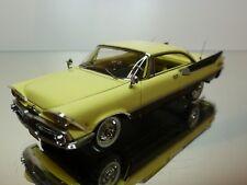 NEO SCALE MODELS 440905 DODGE CUSTOM ROYAL LANCER 1959 - 1:43 EXCELLENT - 29+30
