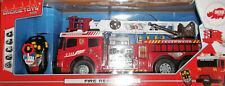 Dickie Feuerwehrauto Fire Rescue Feuerwehr Auto Truck + Fernbedienung + Sound
