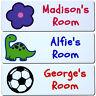 Personalised Door Sign/Plaque - Boy/Girl/Baby/Bedroom/Name/Nursery/Present/Gift