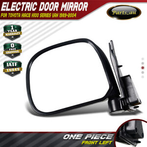 Manual Door Mirror for Toyota Hiace H100 Series Van 1989-2004 Front Left