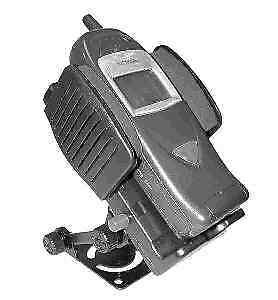 TH Marine EM-1204 Aluminum Gps Phone Mount 3204