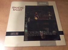 "Spandau Ballet - Lifeline - UK 7"" 45rpm record"
