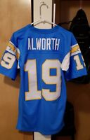 San Diego Chargers Jersey Vintage Lance Alworth MITCHELL & NESS.
