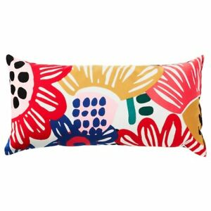 Ikea SOMMARASTER Cotton Cushion 30x60cm