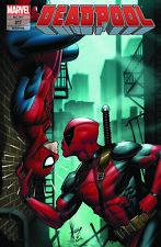 DEADPOOL(2016) 17 deutsch KISS-VARIANT lim.333 Spider-Man/Deadpool 1 DALE KEOWN