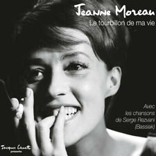 Jeanne Moreau : Le Tourbillon De Ma Vie CD (2018) ***NEW*** Fast and FREE P & P