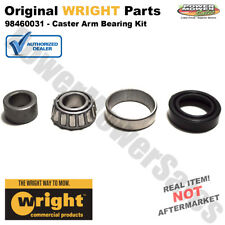 Wright Manufacturing Caster Arm Bearing Kit for Lawn Mowers and Other / 98460031