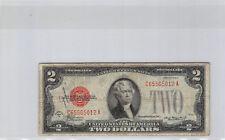 USA Etats-Unis $2 Dollars 1928 D n° C65565012A Pick 378d