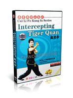 Cai Li Fo Martial Art Series - Intercepting Tiger Quan by Liang Naizhao DVD