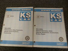 Cadillac other car truck manuals literature ebay free shipping or best offer 2005 cadillac deville sedan shop service repair manual set dhs dts 46l v8 fandeluxe Images