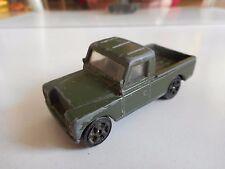 Corgi Juniors Land Rover in Army Green