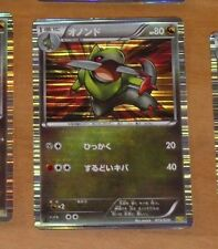 POKEMON RARE JAPANESE CARD PRISM CARTE 015/020 FRAXURE 1ST 1ED DS JAPAN 2012 **