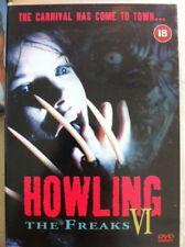 Películas en DVD y Blu-ray terror DVD: 4