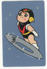 Swap Playing Cards 1 Japanese 1960's Nintendo Space Ace Boy Anime A74