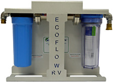 RV Water Conditioning and Filteration System Ecoflow RV Small Homes And Cabins