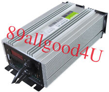 1800W Battery Charger Input AC220V;Output DC 48V/30A;For Electric Vehicles