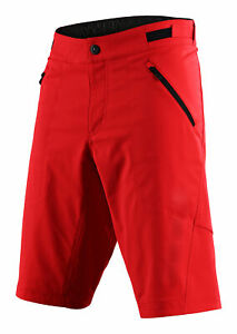 Troy Lee Designs 2020 Skyline MTB Short W/Liner Red All Sizes
