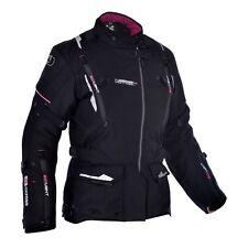 Oxford Montreal Motorcycle Motorbike Waterproof Textile - Ladies Jacket