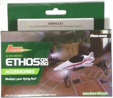 Ares AZSH1322 Ethos QX130 Quadcopter Video Camera w/2GB MicroSD Card USB Reader