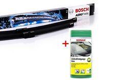 Bosch 3397007644 Wischblatt Satz Aerotwin A641S + 25 Sonax Feuchttücher