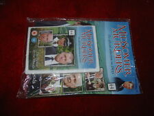 Official Midsomer Murders DVD and magasine 44 THE HOUSE IN THE WOODS sealed