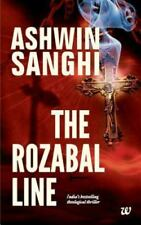 The Rozabal Line by Ashwin Sanghi and A. Sanghi (2015, Paperback)
