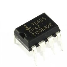 100 PCS ICL7660SCPA ICL7660 DIP-8 Super Voltage Converter NEW