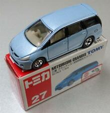 NEW IN BOX TOMY JAPAN Tomica #27 MITSUBISHI GRANDIS 1/64 (First Limited color)