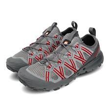Merrell Choprock Grey Red Men Outdoors Hiking Trail Water Shoe Quick Dry J033533