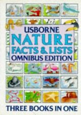 Usborne nature Facts and Lists (Usborne Facts & Lis By Gibbs, Bridget 0746006454